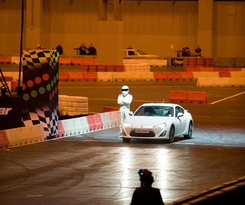 Blog: Top gears's Stig was main attraction