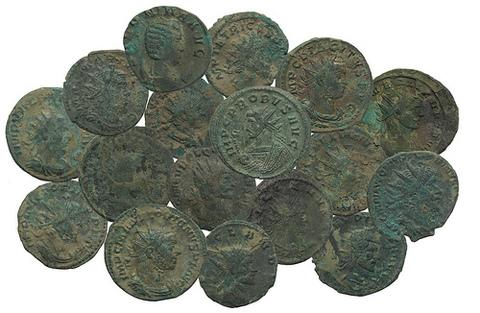 Clock is ticking to keep a Roman coin hoard in the county