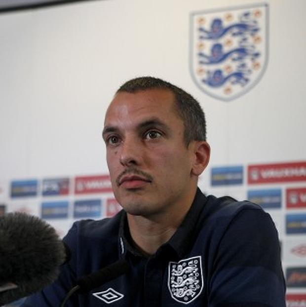 Redditch Advertiser: Everton midfielder Leon Osman will make his England debut at the age of 31