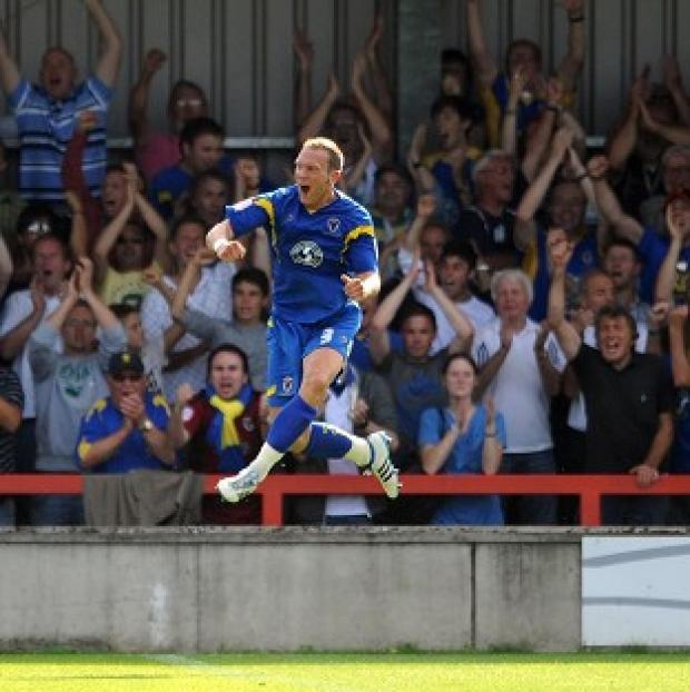 AFC Wimbledon take on MK Dons in the FA Cup second round