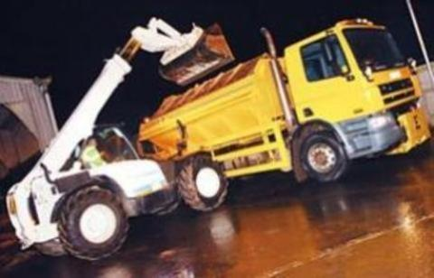 Ice warning as gritter fleet is mobilised