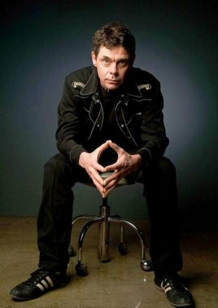 American comedian, writer and musician Rich Hall