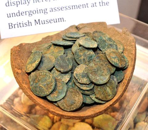 Worcestershire Hoard is returning to the county