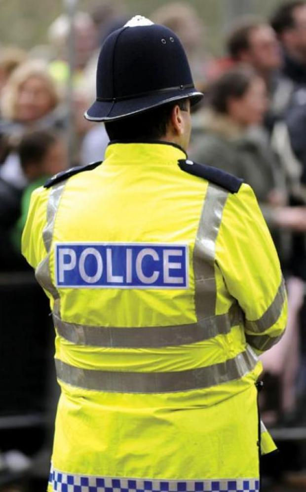 Communities hit out at police cuts