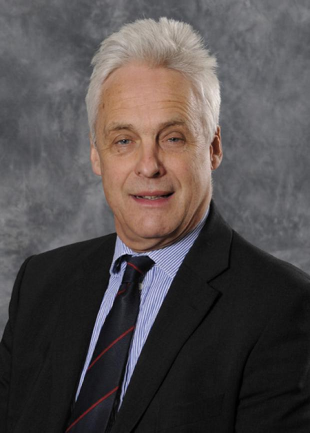 Redditch councillor Philip Gretton