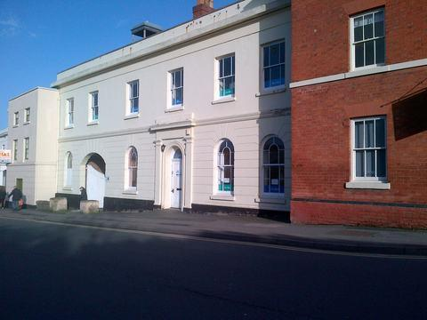 Empire House. Yours for just £175,000 plus VAT