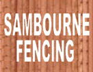SAMBOURNE FENCING  -  MICK DYER T/A