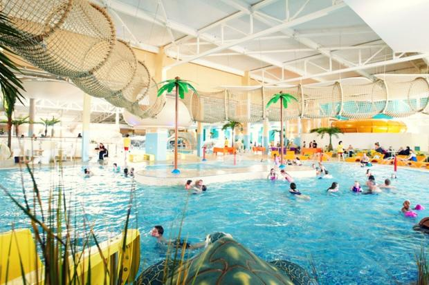 Redditch Advertiser: Spash Waterworld at Butlins