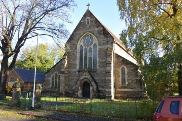 Redditch Advertiser: St George The Martyr. Yours for about £200,000