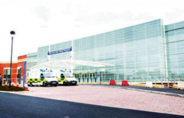 Redditch Advertiser: Worcestershire Royal Hospital