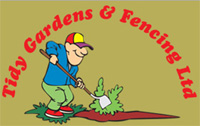 TIDY GARDENS & FENCING LTD