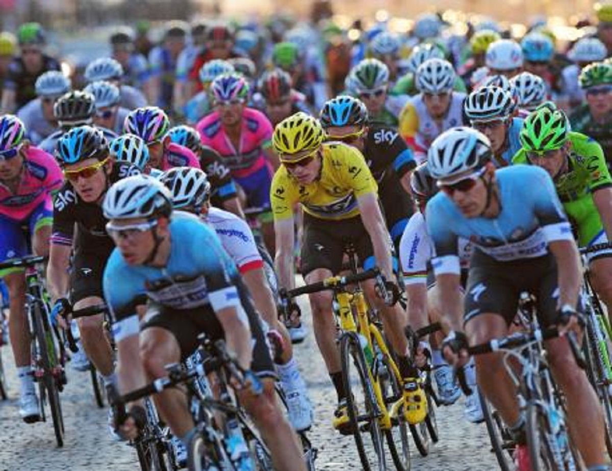 The Tour of Britain: Coming to Worcestershire