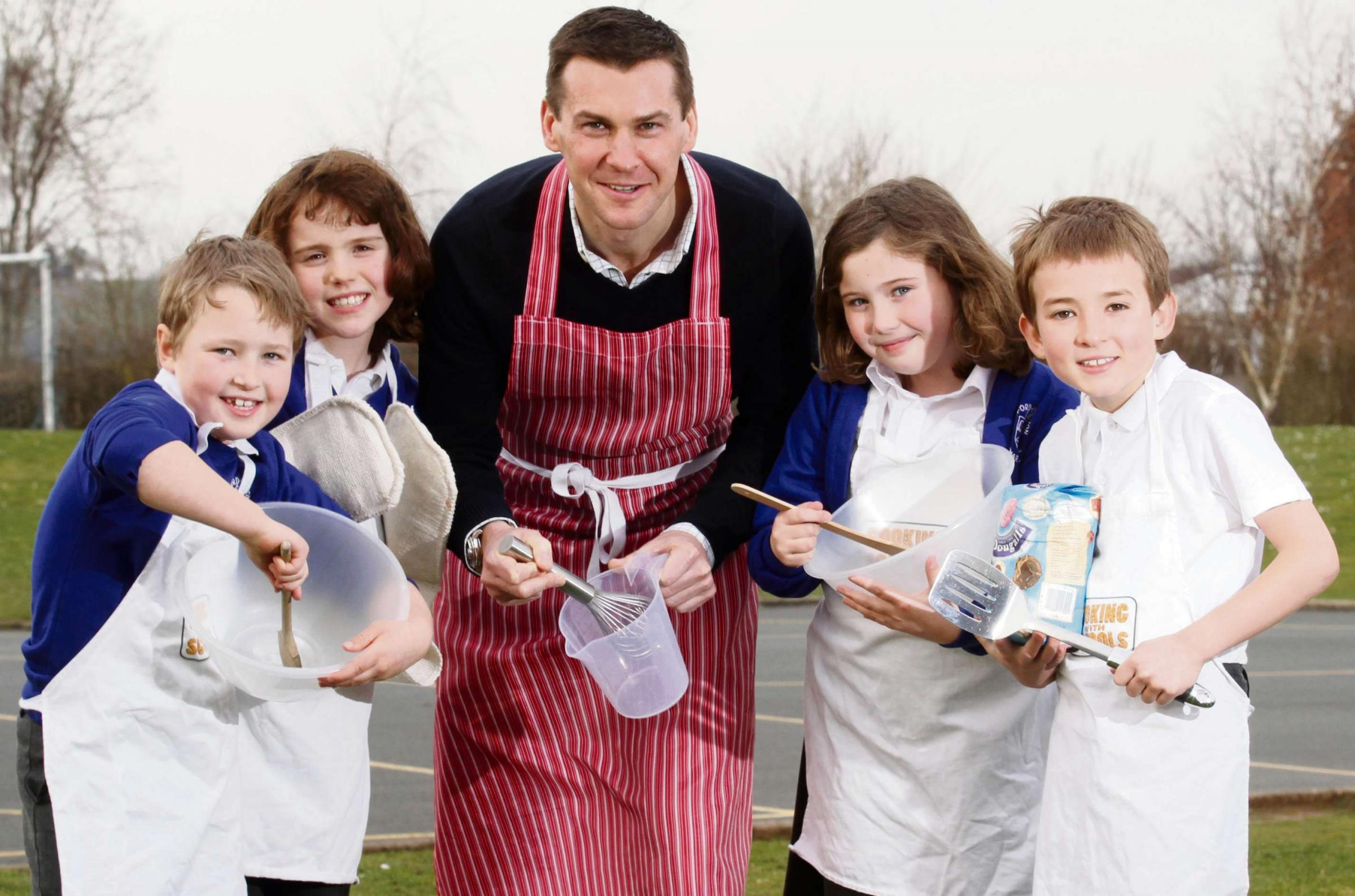 School cookery club inspires next generation chefs