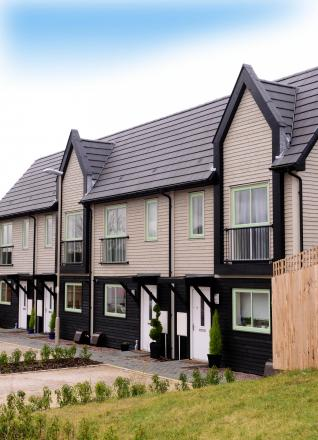 Redditch development ranked one of the top 50 in the UK