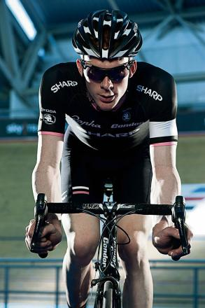 Think you're faster than double Olympic gold medal cyclist Ed Clancy? Well, you can find out.