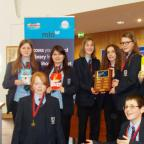 Redditch Advertiser: Worcestershire Teen Book Award winner for 2014