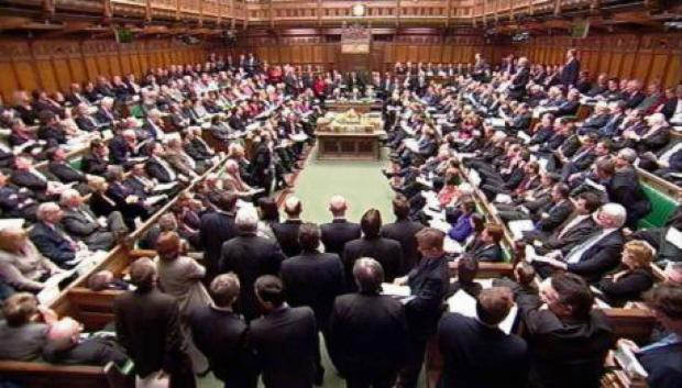 Redditch Advertiser: House of Commons: second HS2 reading took place on Monday night.