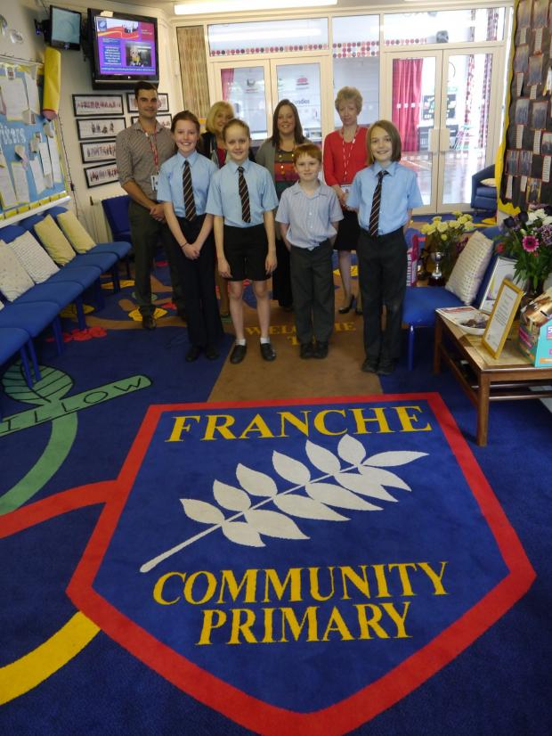 Redditch Advertiser: Franche Community Primary School will host the inaugural Franche Fest