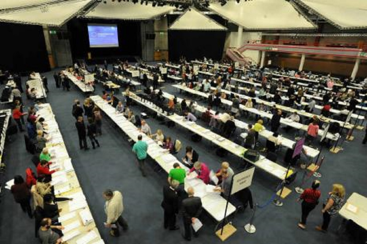 The count for the West Midlands region.