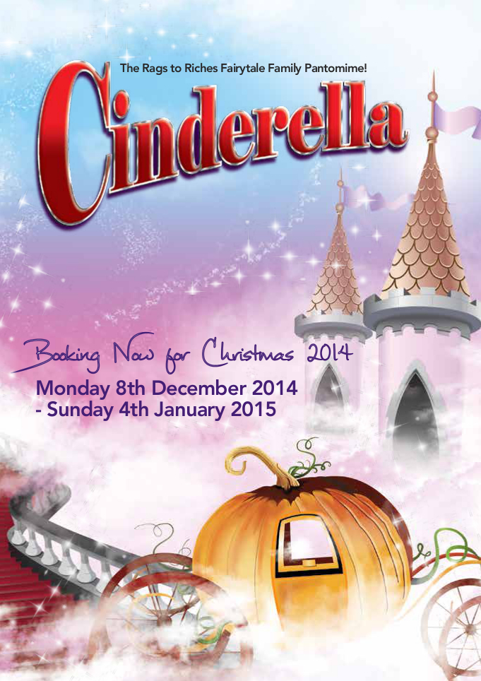 Panto time is here again