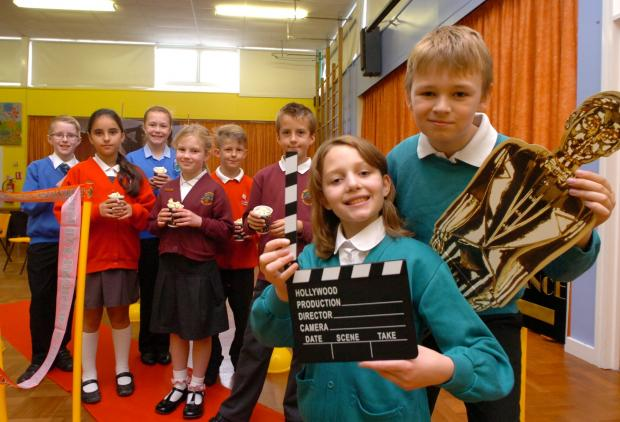 Film festival for schools in Redditch. Buy photo RMM261401 at redditchadvertiser.co.uk/pictures