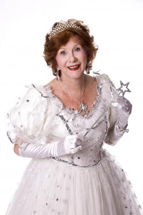 Anne Charleston, best known to TV audiences as Madge Bishop from Australian soap Neighbours, will be starring in Cinderella at the Palace Theatre.
