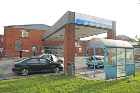Redditch's Alexandra Hospital