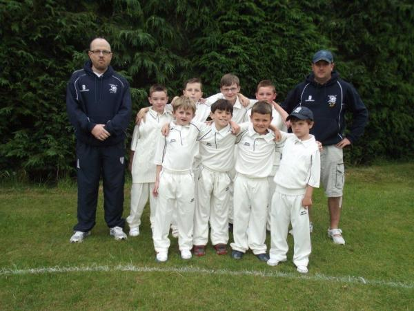 Cookhill Juniors miss out in first youth team match