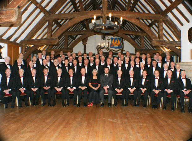 Alcester Male Voice Choir is looking to recruit new members.