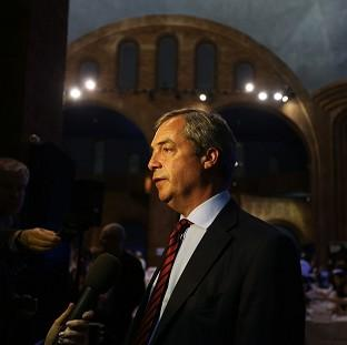 Ukip leader Nigel Farage stood in South Thanet in 2005, only to finish fourth with 2,079 votes, a five per cent share