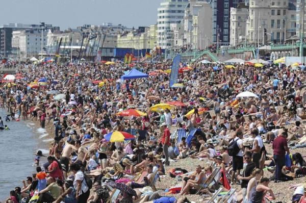 HOLIDAY: Seaside holidays taken in August are out of reach for one in five families because their incomes are so low, a charity has revealed. SP