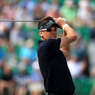 Ian Poulter, pictured, is trying to impress Paul McGinle