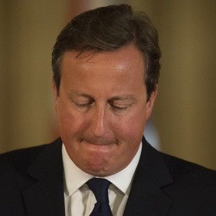 Prime Minister David Cameron has admitted he is nervous about the Scottish independence referendum