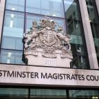 Redditch Advertiser: Tuhin Shahensha is appearing at Westminster Magistrates' Court accused of preparing acts of terrorism