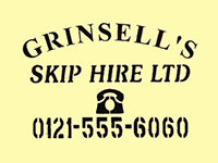 GRINSELL SKIP HIRE