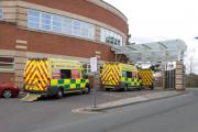 Hospital trust £27.6 million in the red