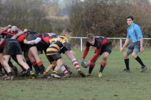 Conway hat-trick seals Alcester romp