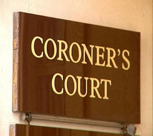 Redditch prisoner committed suicide Worcestershire coroner rules