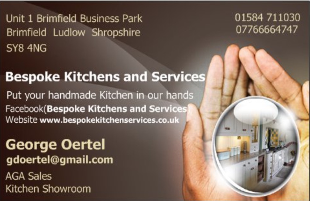 BESPOKE KITCHENS AND SERVICES