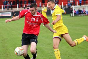 Redditch United stunned by Jamie Ashmore injury
