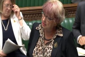 ISIL are bombing, raping and torturing their way into the lives of normal people and must be stopped, says Redditch's MP