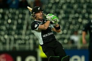 New Zealand captain Brendon McCullum signs off ODI career with series victory