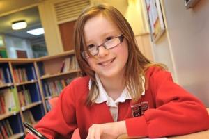 Wootton Wawen CE Primary School pupil Caris Baughan shortlisted in Royal Mail's Young Letter Writer of the Year Competition