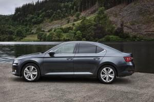 Driven Test Drive Skoda Superb