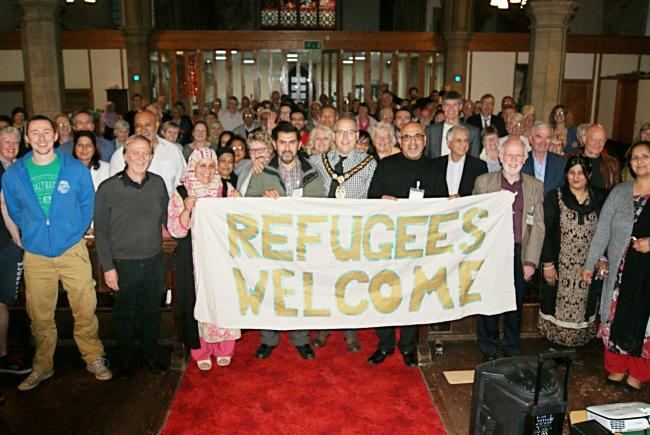 Bromsgrove and Redditch Welcomes Refugees, a community group preparing to welcome and support Syrian refugees