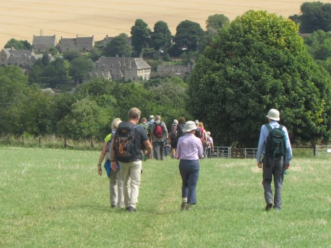 Step into Walking with Worcester Ramblers - Powick Hams