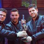 Redditch Advertiser: Robot Wars winners don't get chance to celebrate success