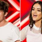 Redditch Advertiser: Are X Factor hopefuls Emily Middlemas and Ryan Lawrie a couple now?