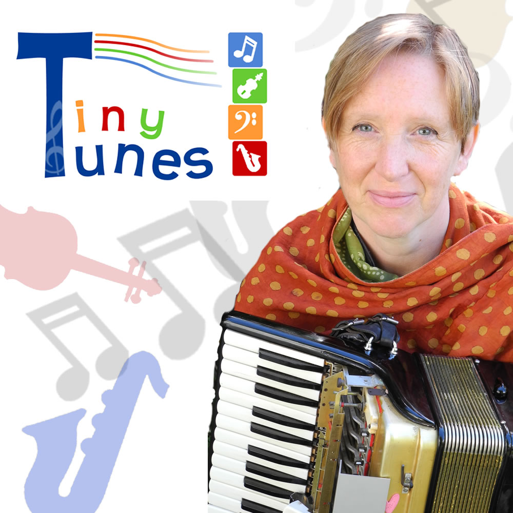 Tiny Tunes Concert - Squeezing Round The World