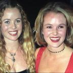 Redditch Advertiser: Amanda Holden posts heartwarming throwback snap with sister after car accident